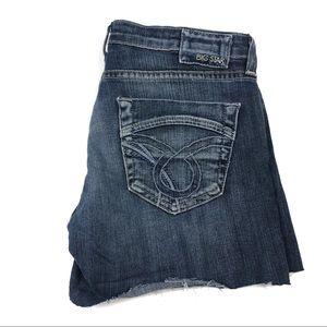 Big star jean shorts P34